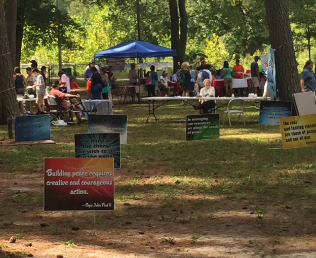 'Peace in the Park' Event Returns to Salisbury