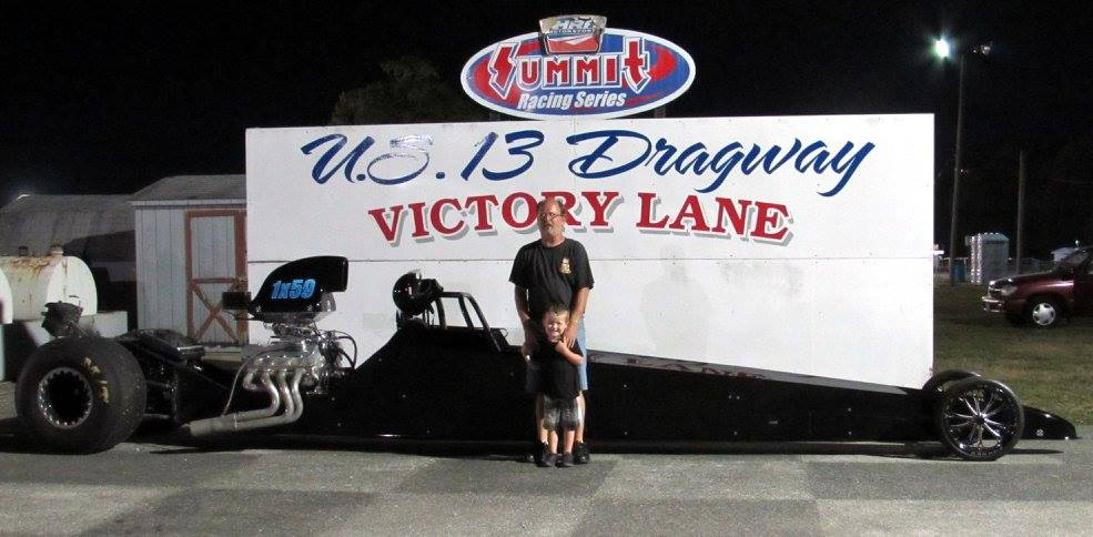 Drag Racing: Lecates Takes Win in Top ET