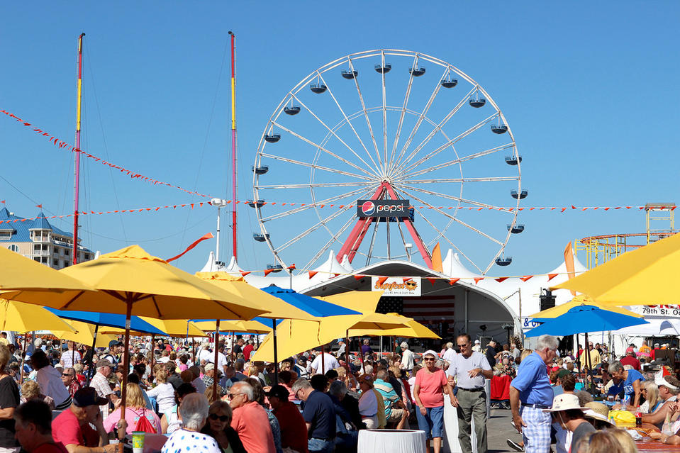 Ocean City Holds 43rd Annual Sunfest