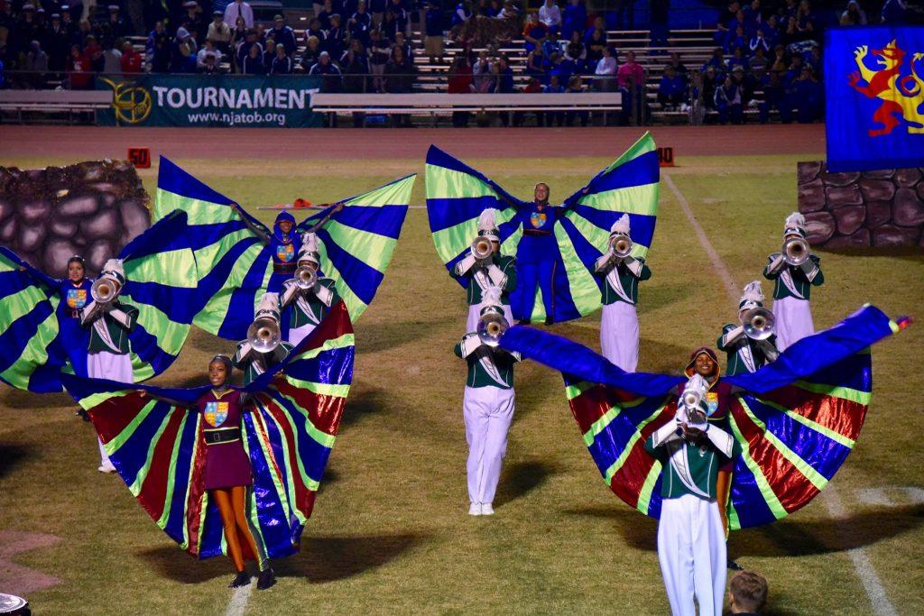 Parkside High School Presents Delmarvacade of Bands