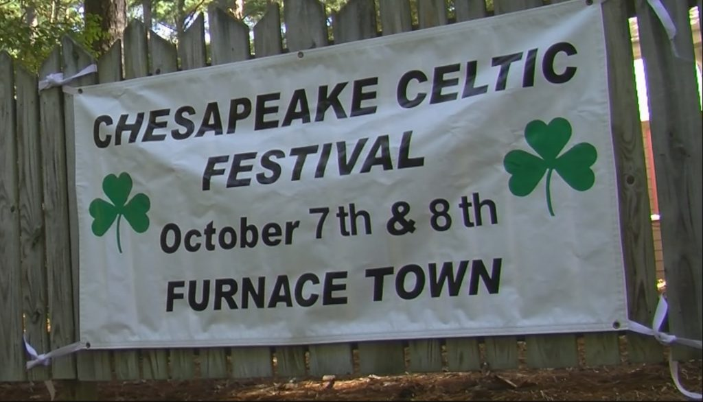 Travels With Charlie: 28th Annual Chesapeake Celtic Festival