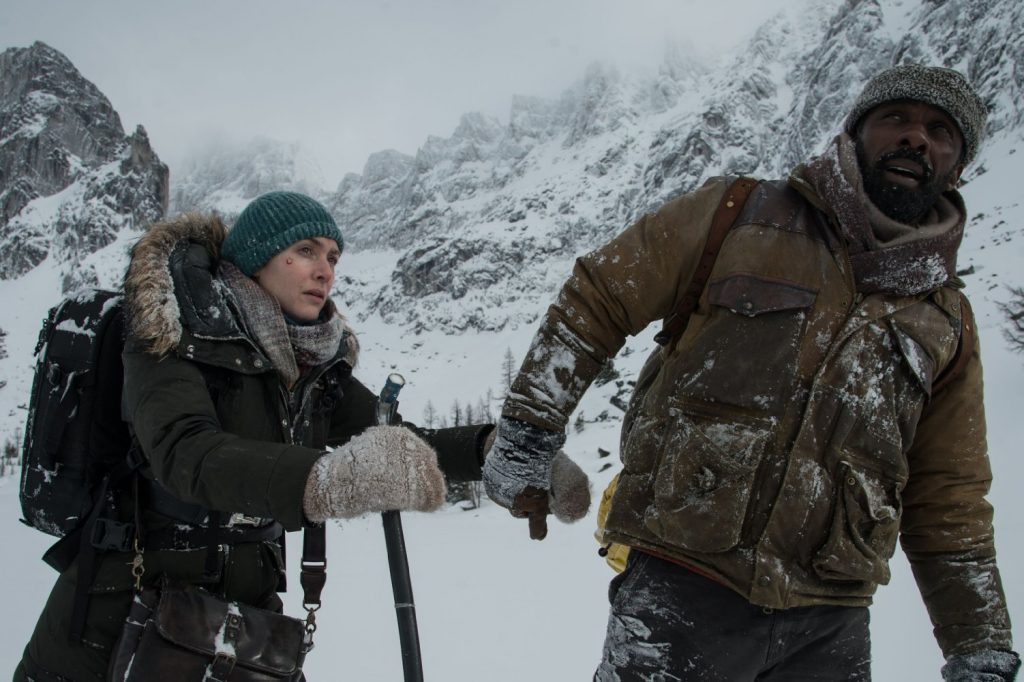 Movie Review – The Mountain Between Us