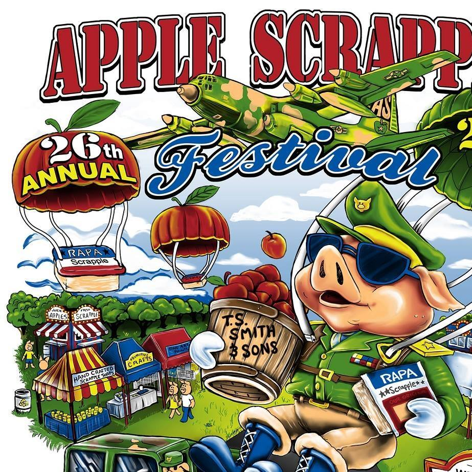 Apple Scrapple Festival Begins Friday