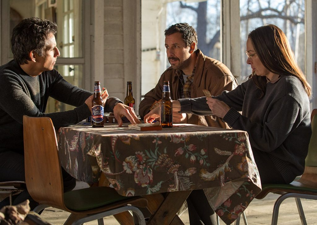 Movie Review – The Meyerowitz Stories (New and Selected)