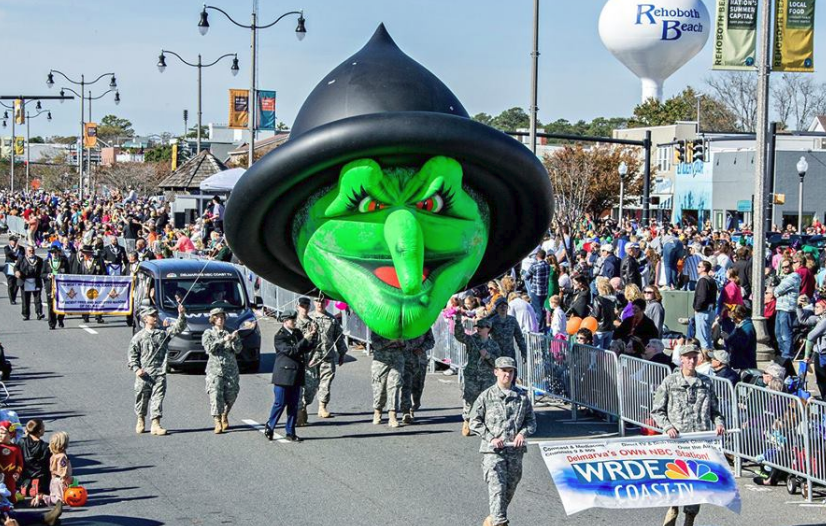 28th Annual Sea Witch Festival Takes Place, Oct. 27-29