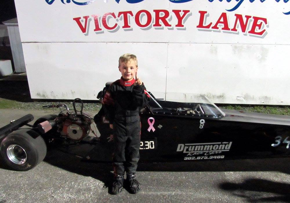 Drag Racing: Chapman Gets First Win of His Career: U. S. 13 Dragway