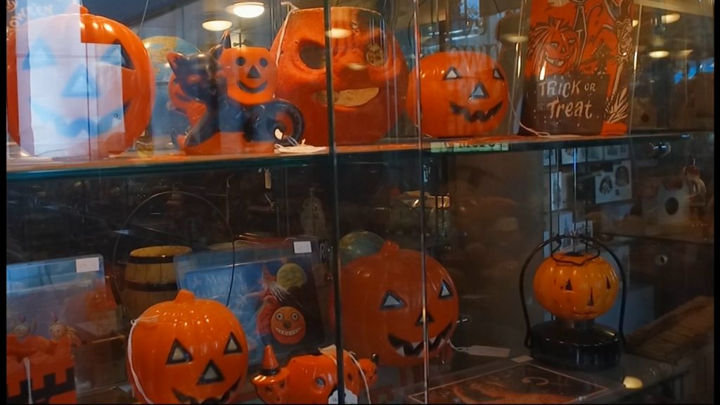 Travels With Charlie: Changing Face of Halloween