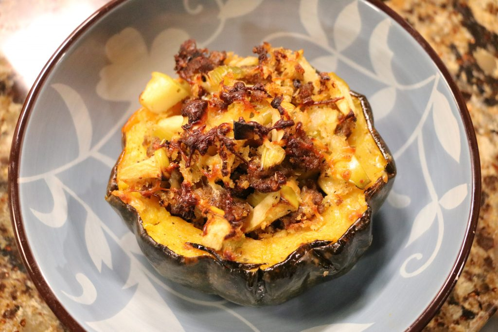 Mulled Apple Cider, Apple and Sausage Stuffed Acorn Squash, Pumpkin Soup and Pumpkin Treats: DelmarvaLife Facebook Live Recipes – Nov. 8, 2017