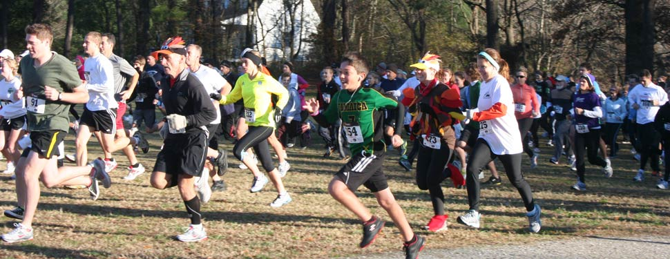 Turkey Trek 5k Thanksgiving Day