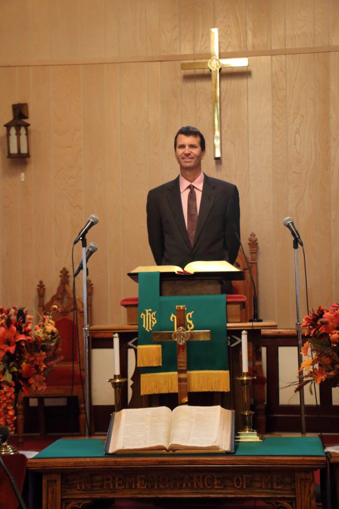 Heart and Soul: Smith Island Welcomes New Pastor