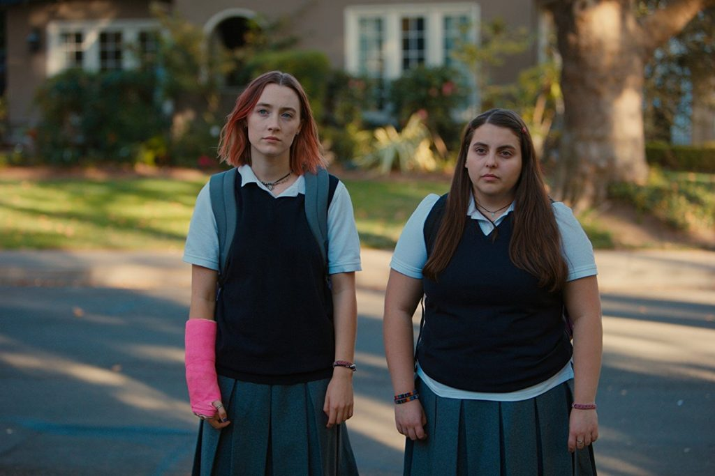 Movie Review – Lady Bird