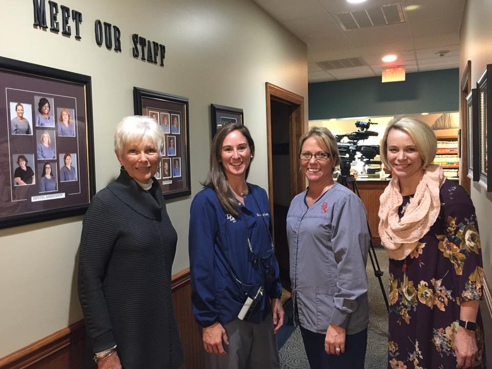 Paid Content by Delmarva Dental Services – The First Visit