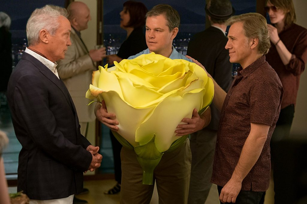 Movie Review – Downsizing