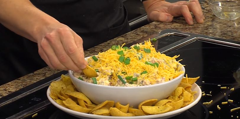 Lucky Black-Eyed Pea Dip with Chef Sharliena Berry