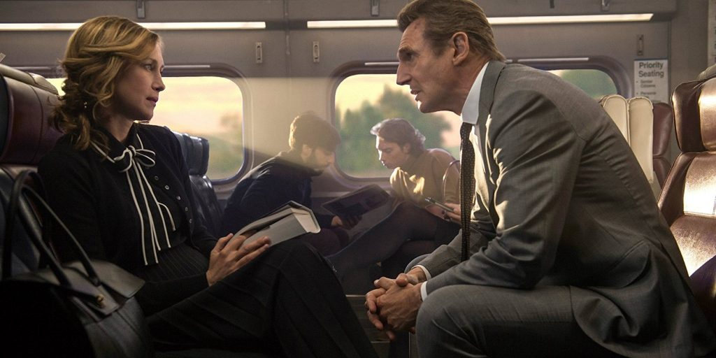 Movie Review – The Commuter