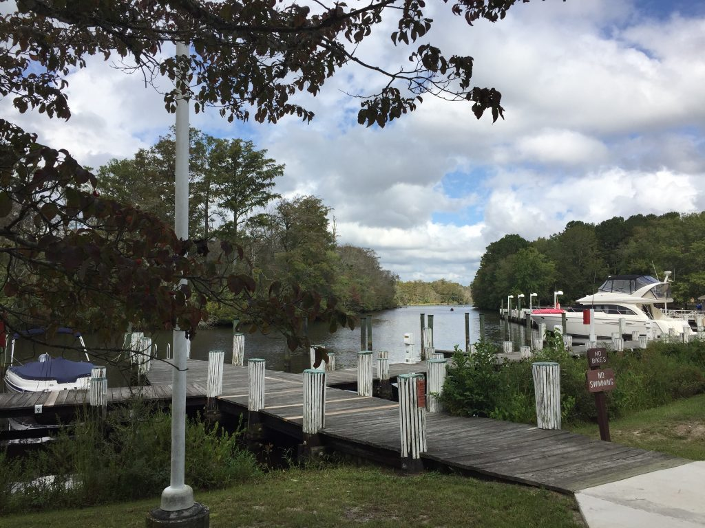 Boating Slips Available at Pocomoke River State Park