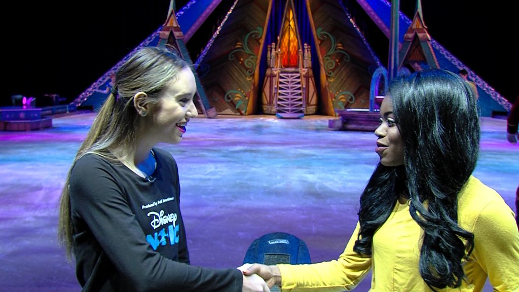 Disney on Ice Presents: Frozen Returns to the Wicomico Youth & Civic Center