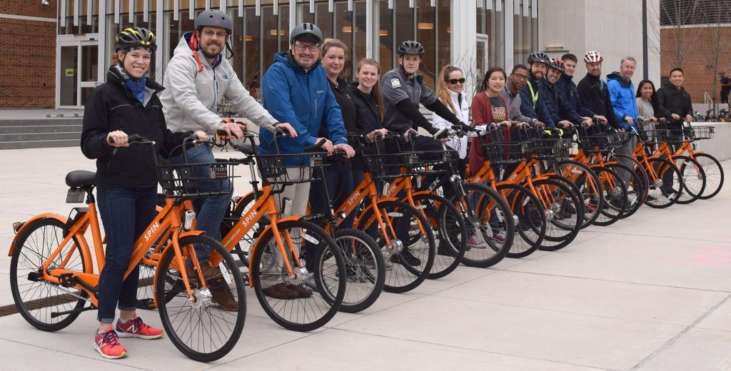 Salisbury University Launches New Bike Share Program