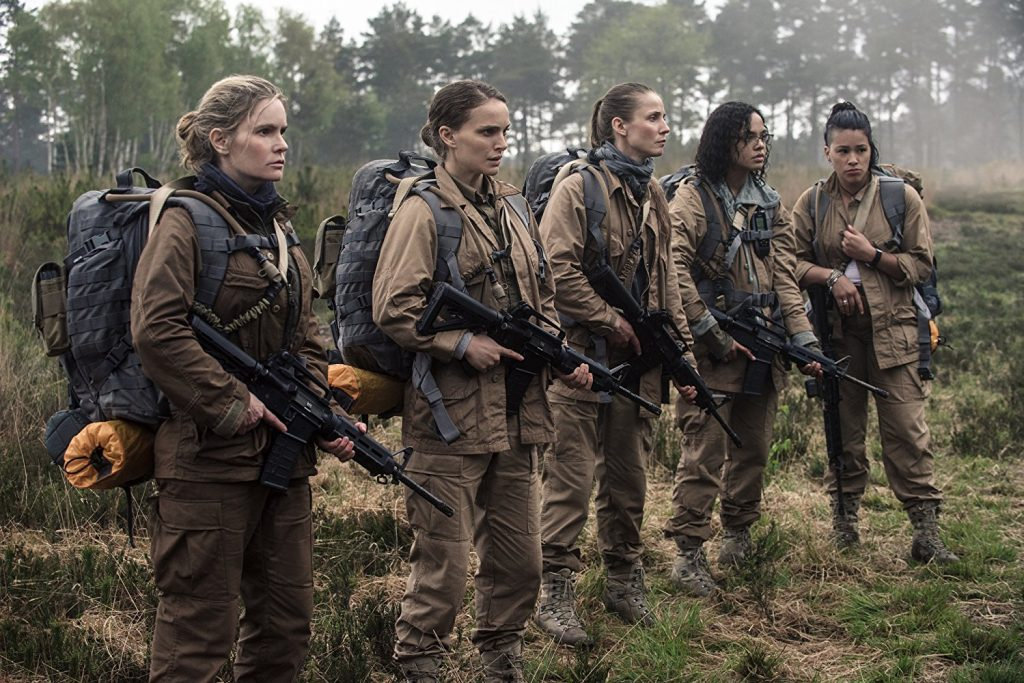 Movie Review – Annihilation