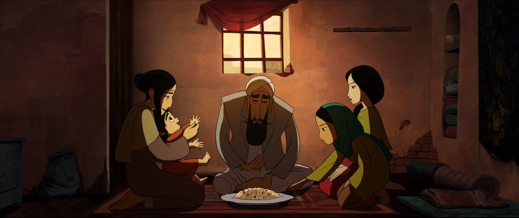 DVD Review – The Breadwinner (Oscar Nominee)