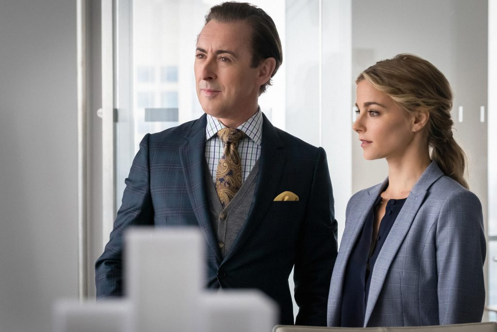 TV Review – Instinct (2018)