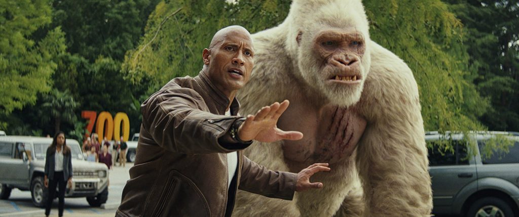 Movie Review – Rampage (2018)