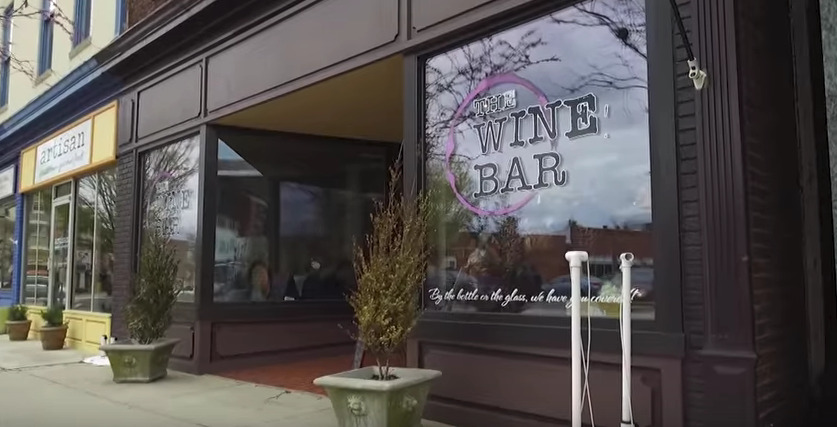 The Wine Bar in Cambridge – Local Wines, Artisan Cheeses and More
