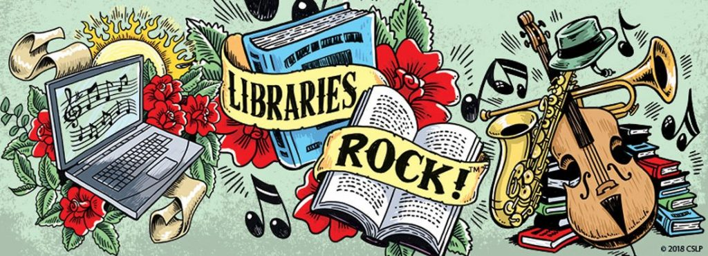 Laurel Library Block Party, June 9