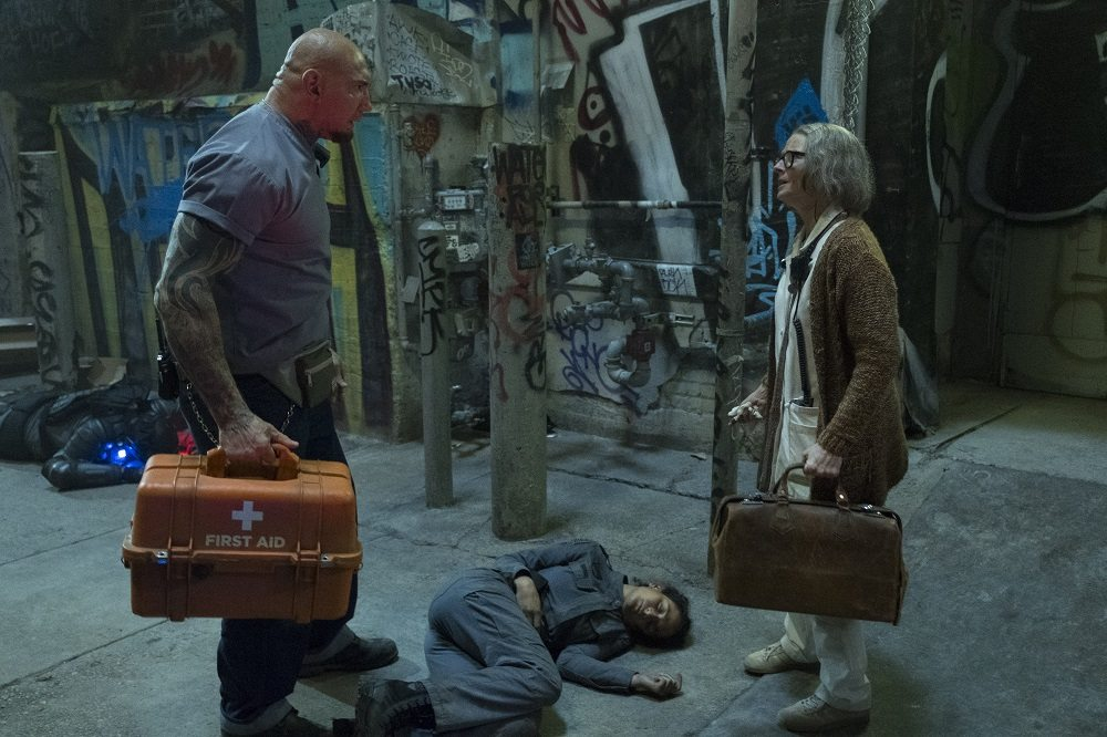Movie Review – Hotel Artemis