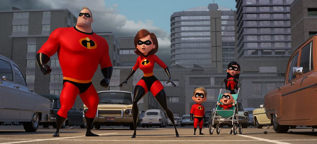 Movie Review – Incredibles 2