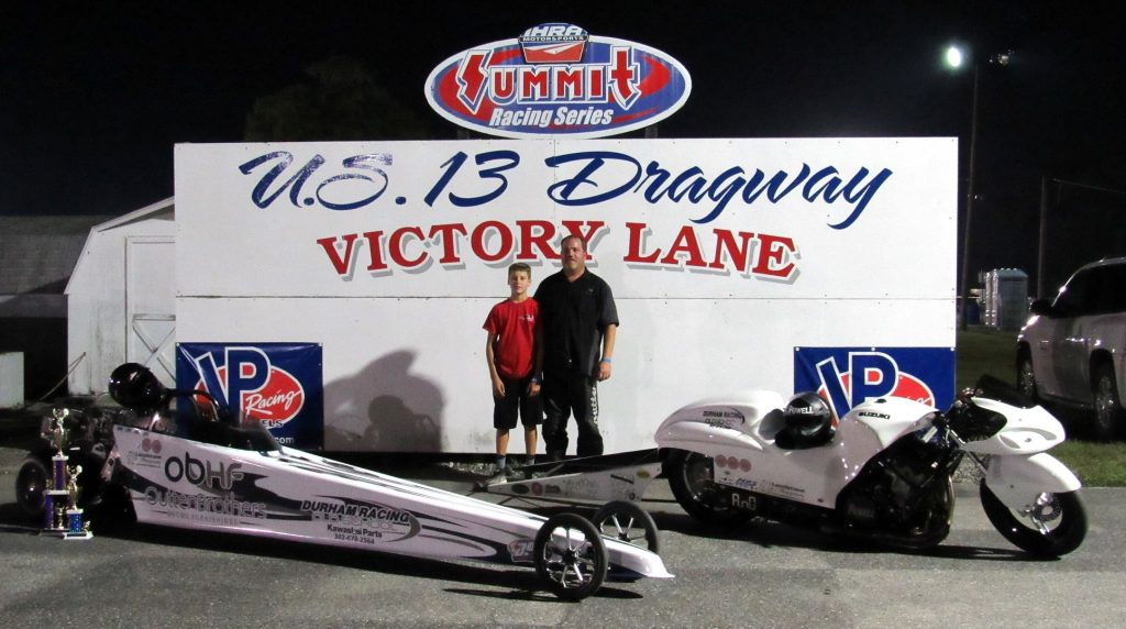 Powell and Holston Pick Up Wins at U. S. 13 Dragway