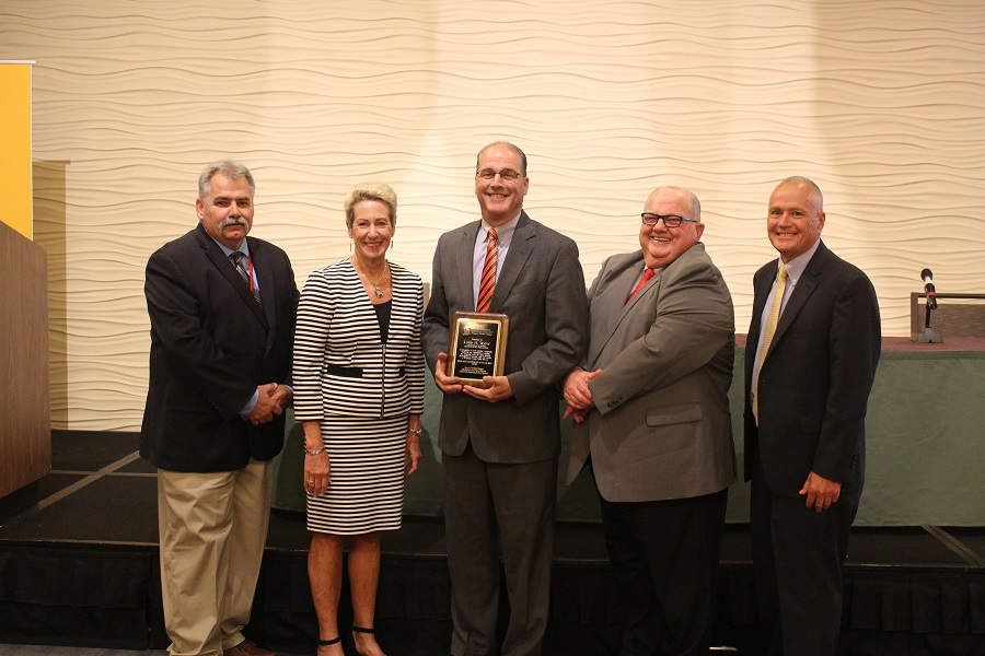 Superintendent Louis H. Taylor Named School Safety Superintendent of the Year