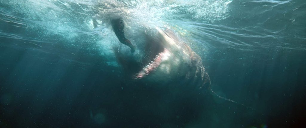 Movie Review – The Meg