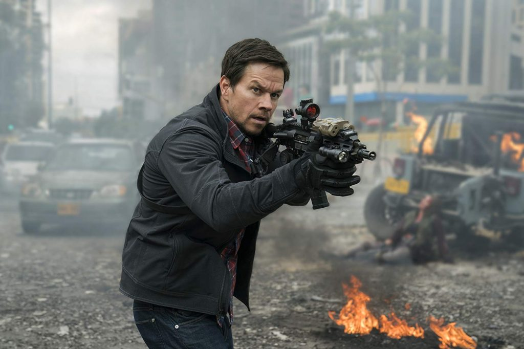 Movie Review – Mile 22