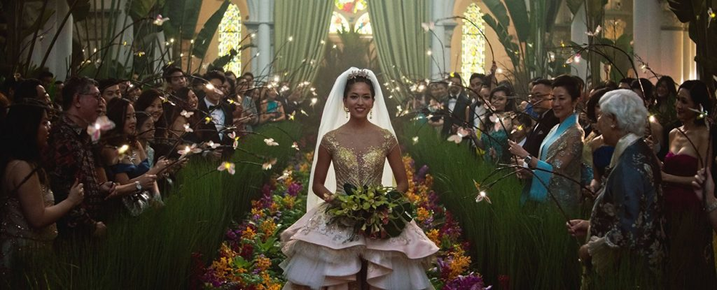 Movie Review – Crazy Rich Asians