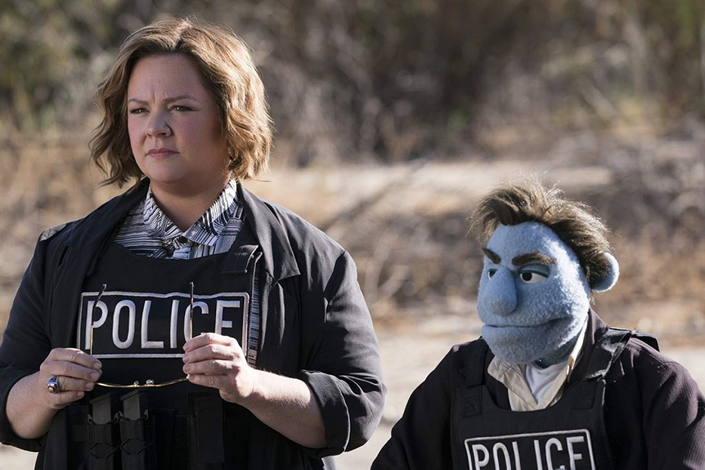 Movie Review – The Happytime Murders