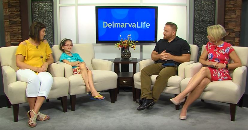 Josie of Delmar Shares Her Childhood Cancer Story and We Learn What She is Doing to Help Other Children Battling Cancer