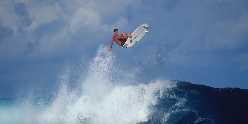 """""""Andy Irons: Kissed by God""""Film to be Shown at the OC Performing Arts Center, Sept. 25"""