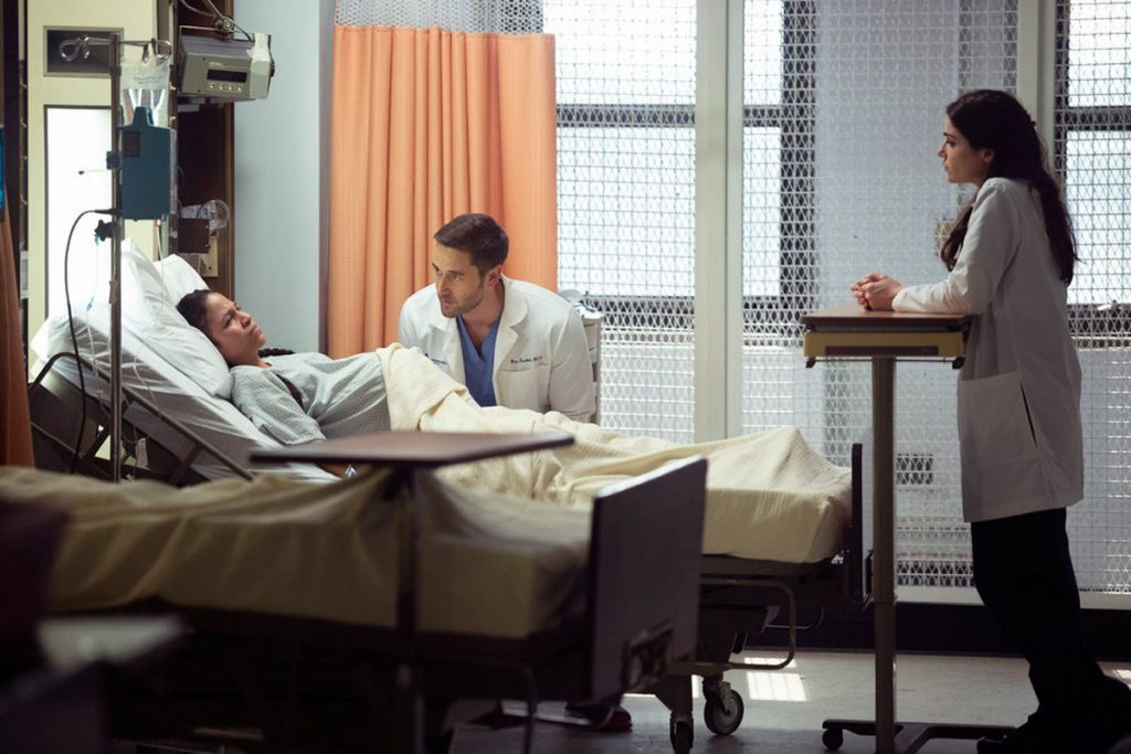 TV Review – New Amsterdam (2018)