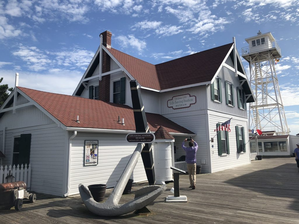 Ocean City Life Saving Station Museum Celebrates 40 Years