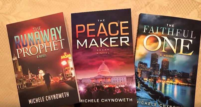 Michele Chynoweth Talks About Being an Award-Winning Author