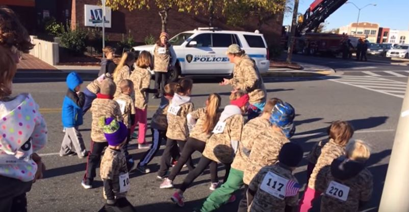4th Annual Salisbury Hero Day, Nov. 10
