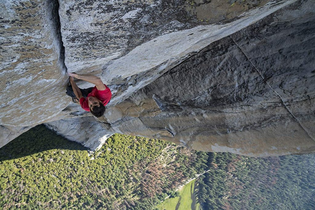 Movie Review – Free Solo