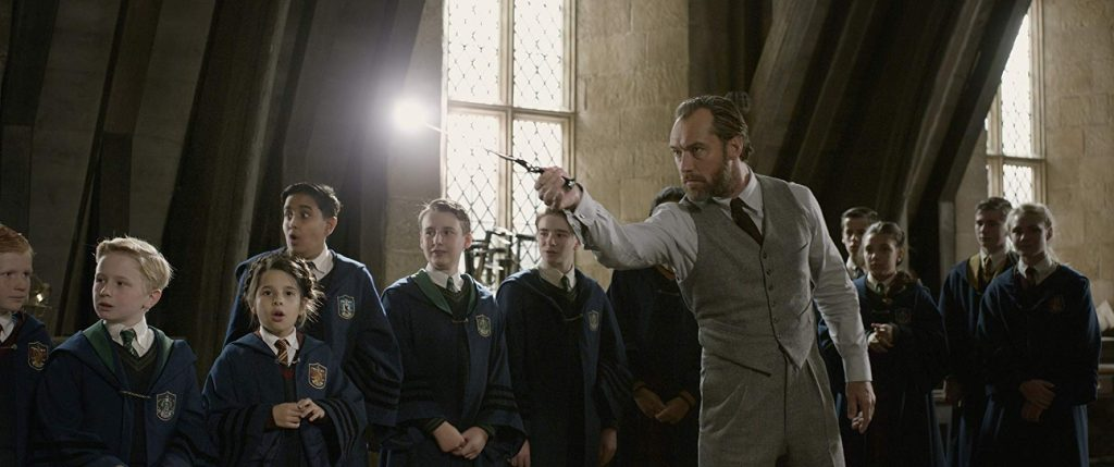 Movie Review – Fantastic Beasts: The Crimes of Grindelwald