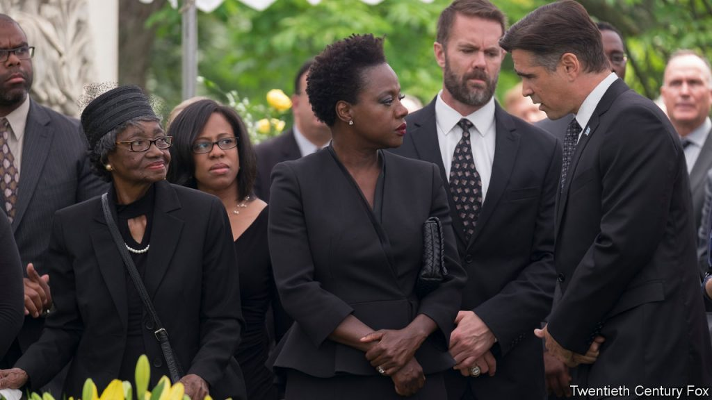 Movie Review – Widows (2018)