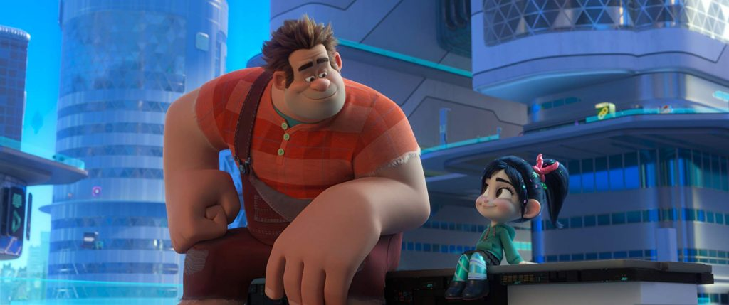 Movie Review – Ralph Breaks the Internet