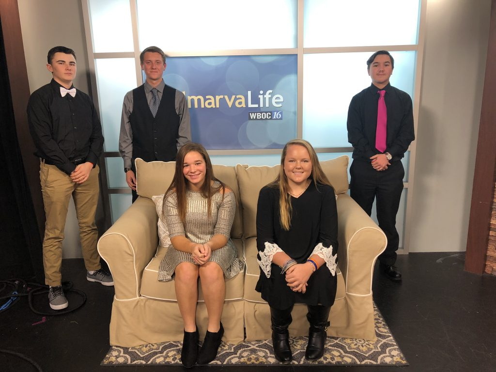 Crisfield High School Students Nominated for Ambassador Leadership Summit