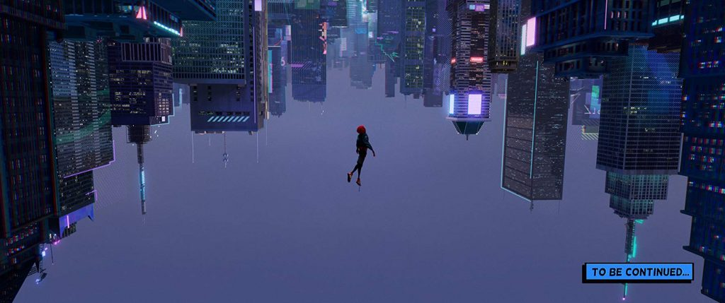 Movie Review – Spider-Man: Into the Spider-Verse