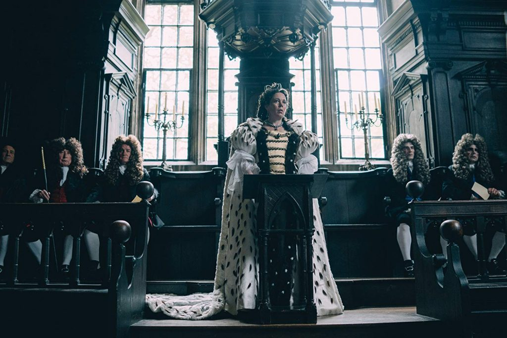 Movie Review – The Favourite