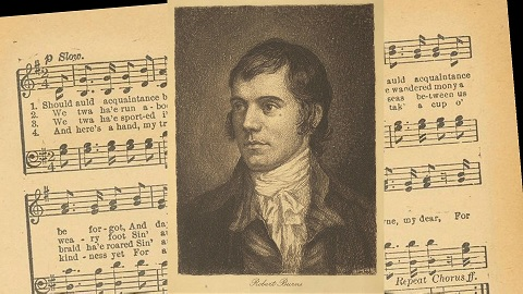 Travels With Charlie: Robert Burns, Scottish Poet
